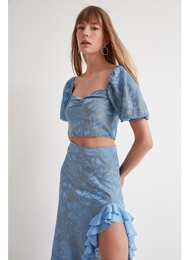 Join Us Bluz Mavi